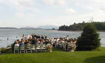Wedding on the Wharf
